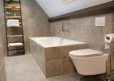 Toilet Badkamer Renswoude