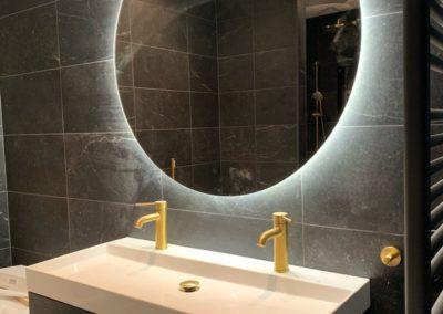 Zeer luxe badkamer Purmerend